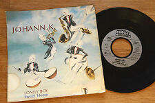 Johann K. = HANS KRANKL Lonely Boy / Sweet Home Gloria 108051