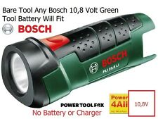 Bosch PLi 10,8 Li Rechargable TORCH BARE TOOL 06039A1000 3165140730600