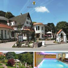 4 Tage Kurzurlaub Schwarzwald 4★ Hotel Ochsen Höfen Enz Bad Wildbad Halbpension