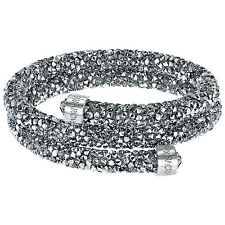 Swarovski 5255898 Crystaldust Double Bangle Size S RRP$129