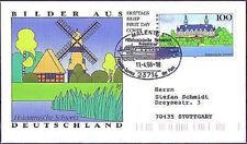BRD 1996: Holsteinische Schweiz! FDC Nr 1849 mit dem Sonderstempel von  Malente!