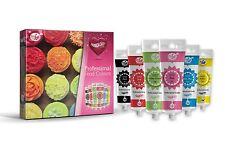 Regenbogenstaub Progel Essen Färbung Kit - 6er Set Farben