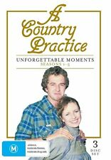 A Country Practice - Unforgettable Moments : Season 1-5 (DVD, 2009, 3-Disc Set)
