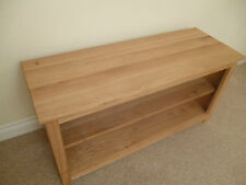 Oak TV Unit Stand Cabinet Games or Hifi unit ideal in the living room or lounge