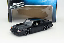 Dom's Buick Grand National Fast and Furious schwarz 1:18 Jada Toys