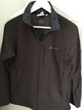 LADIES SPRAYWAY LIGHTWEIGHT Torino Jacket Zip Up Brown Grey Size10 New