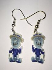 Snow Miser Earrings Year Without Santa Claus Christmas Charms