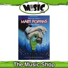 New Mary Poppins the Broadway Musical Vocal & Piano Selections Music Book