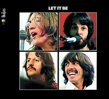 THE BEATLES - LET IT BE: CD ALBUM (2009 REMASTERED EDITION)