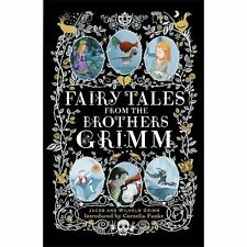 Fairy Tales from the Brothers Grimm Puffin Books Hardback 9780141343075