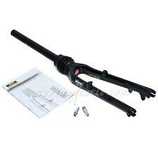 """RST SINGLE SHOCK SS-A2 20"""" Fork 30 mm 1 1/8"""" , Black"""