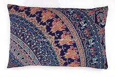 Elephant Mandala Cushion Pillow Cover Throw Indian Boho Decorative Pillow sham