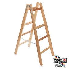 Malerleiter Sprossenleiter Bockleiter Stehleiter 2x4 Sprossen