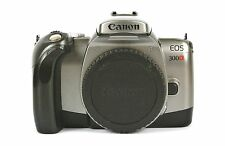 CANON EOS 300X 35mm FILM CAMERA BODY ONLY. CHECKED & FILM TESTED. AUTO FOCUS.
