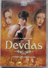 DEVDAS,BOLLYWOOD/HINDI MOVIE(2002)DVD QUALITY PICTURE&SOUNDS  ENGLISH SUBTITLES