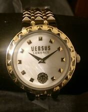 Versus by Versace Women's SOD110015 Coral Gables Two-Tone Stainless Steel Watch