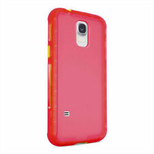 Genuine Belkin Samsung Galaxy S5 Air Protect Grip Extreme Pink