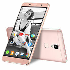"""CUBOT Cheetah 1080P 32GB 5.5"""" 4G LTE Android 6.0 OTG Smartphone Handy Rose Gold"""