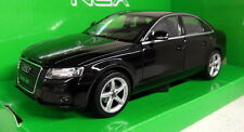 Nex models 1/24 Scale 22512W Audi A4 Black Diecast model car