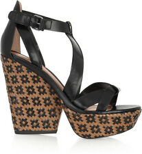 Marc By Marc Jacobs Woven Leather Sandals, size 40, AUS 8.5, worn once indoors