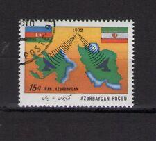 Aserbaidschan 1993 Michel-Nr. 111 Gestempelt Used