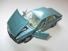 BMW 7er E 32 750 iL in blau bleu blue metallic, Matchbox Super Kings K 147 boxed