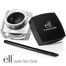E.L.F ELF CREAM EYELINER EYE LINER  BLACK  WATERPROOF  SMUDGE BUDGE PROOF