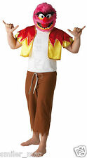 Official Disney Animal Muppet Show Costume Mask Mens 70s 80s Halloween Party