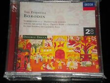 The Essential Borodin - 2 CD's Album - NEW & SEALED - 1997 Decca - Germany