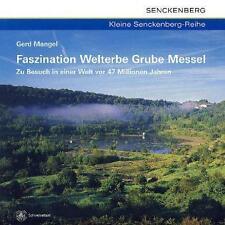 Faszination Welterbe Grube Messel von Gerd Mangel (2011, Taschenbuch)