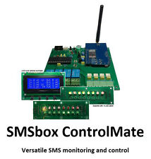 4-ch OEM 3G SMS site monitor & controller