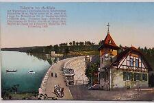 26107 AK Wärterhaus an der Talsperre Marklissa 1907 Schlesien