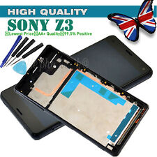 For Sony Xperia Z3 D6603 D6643 LCD Display&Touch Screen Digitizer & Frame &Tools