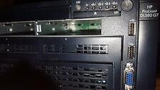 HP Proliant DL580 G7 |  4 * E7-8837 2.66GHZ 8 Core s | 8GB | 32 Cores