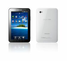 BRAND NEW Samsung Galaxy Tab GT-P1000 16GB Android WiFi 3G CHIC WHITE Unlocked