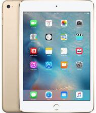 Apple iPad mini 4 WiFi 16GB Bluetooth 7,9 Zoll Gold NEU