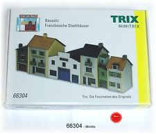 TRIX Minitrix 66304 N Gauge Building Kit French City houses # in #
