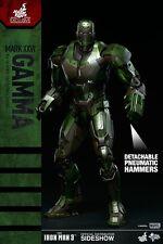 Sideshow Hot Toys Iron Man Mark XXVI GAMMA exclusive 1/6 Action Figure Sealed !