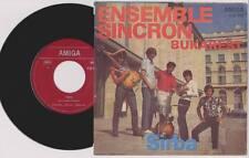 """ENSEMBLE SINCRON BUKAREST La Riu 7"""" Vinyl 1971 * RAR"""
