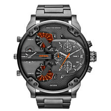 NEW DIESEL DZ7315 MENS MR DADDY 2.0 57MM CHRONOGRAPH WATCH - 2 YEAR WARRANTY