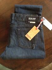 Seal Kay blue womens ankle length jeans 29' 28L