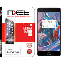 NXET Genuine Premium Tempered Glass Screen Cover Protector For OnePlus 3 / Three