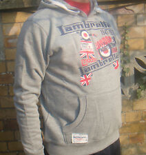 Brand new LAMBRETTA HOODED sweatshirt HOODIE TRACKSUIT TOP size M