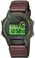 Casio Men's Multifunction Sport Watch W-94HF-3AV New