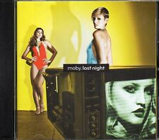 Moby - Last Night (2008 CD) New