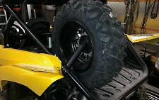 Yamaha YXZ 1000R spare tire mount driver or pass. Side
