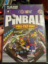 Egames Pinball (NEW SEALED) - PC GAME - FREE POST