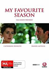 My Favourite Season New DVD Region 4 Sealed French
