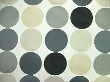 4m Prestigious Textiles Disc Granite Cotton Fabric Curtain Upholstery Quilting