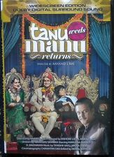 TANU WEDS MANU RETURNS HINDI BOLLYWOOD MOVIE (2015) DVD QUALITY PICTURE & SOUNDS